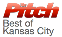 Voted Best of Kansas City in the Pitch