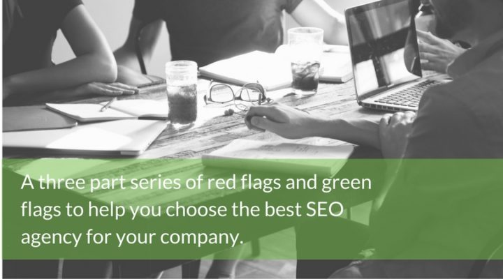 Choosing the Right SEO Agency for You