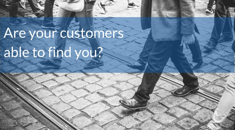 Go Local - are your customers able to find you?