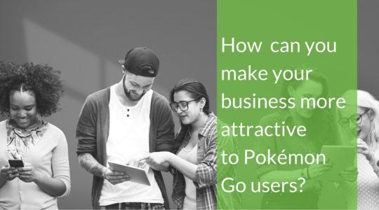 Pokémon Go Creates a Revolutionary Way to Market