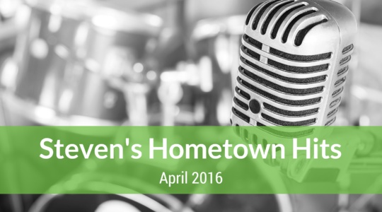 Steven's Hometown Hits: Middle of the Map 2016