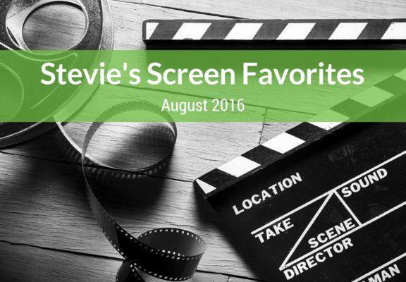 Go Local - Stevie's Screen Favorites