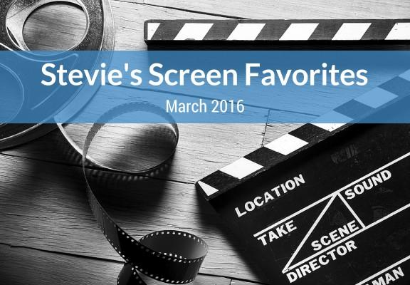 March Movie Blog