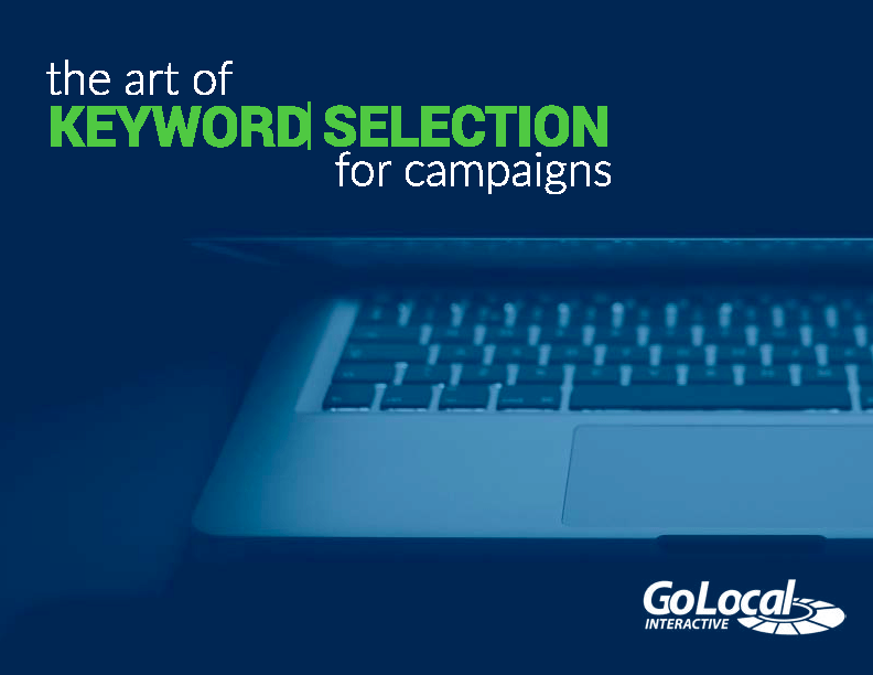 The Art of Keyword Selection Cover