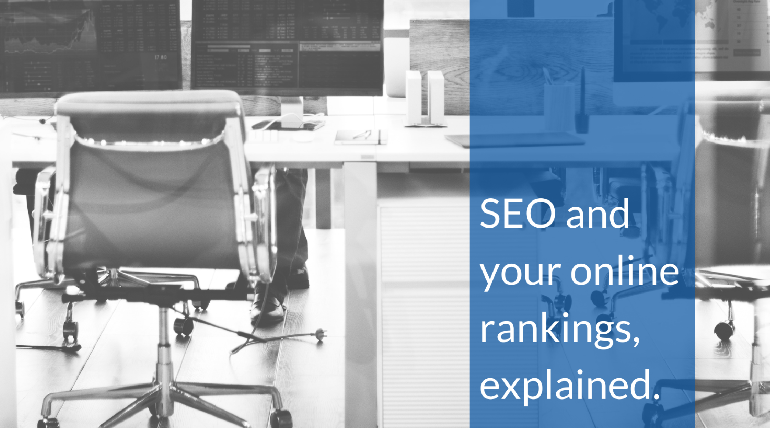 SEO and your online rankings